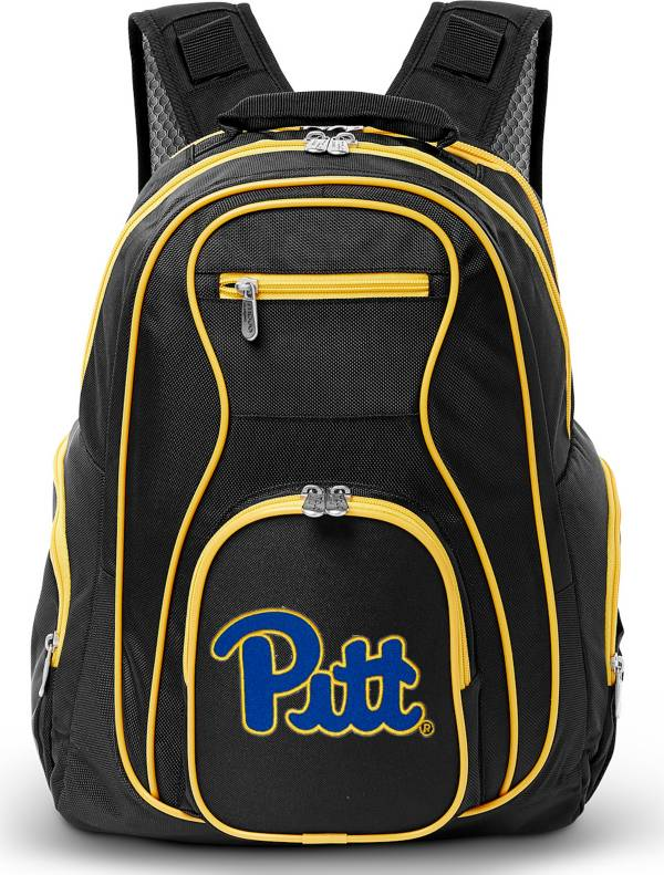 Mojo Pitt Panthers Colored Trim Laptop Backpack product image