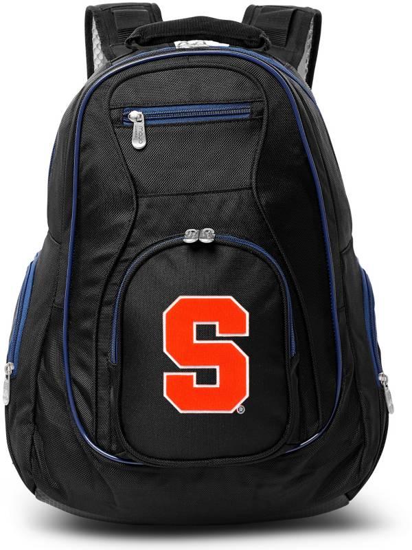 Mojo Syracuse Orange Colored Trim Laptop Backpack product image