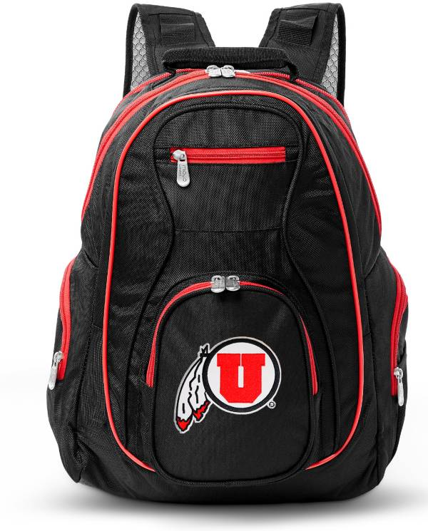 Mojo Utah Utes Colored Trim Laptop Backpack product image