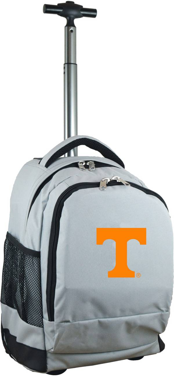 Mojo Tennessee Volunteers Wheeled Premium Grey Backpack product image