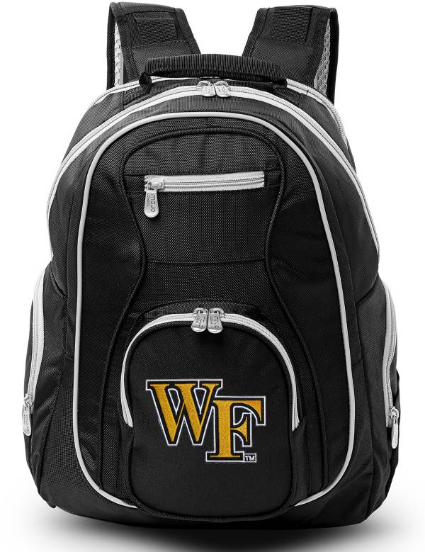 Mojo Wake Forest Demon Deacons Colored Trim Laptop Backpack product image