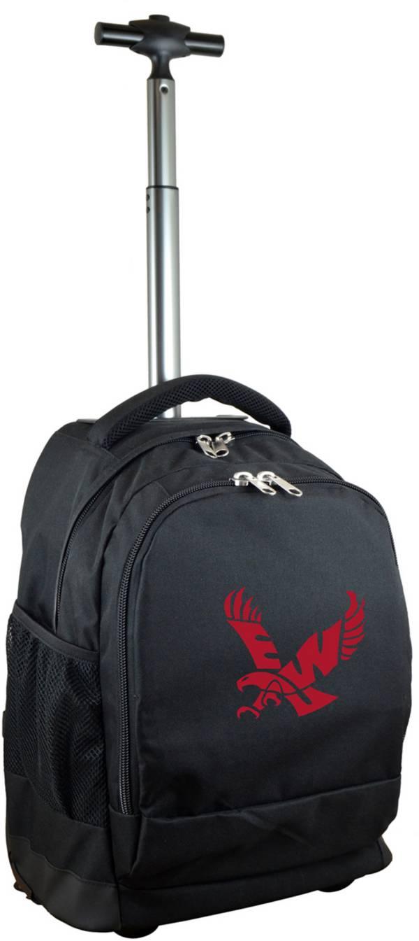 Mojo Eastern Washington Eagles Wheeled Premium Black Backpack product image