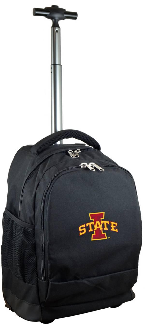 Mojo Iowa State Cyclones Wheeled Premium Black Backpack product image