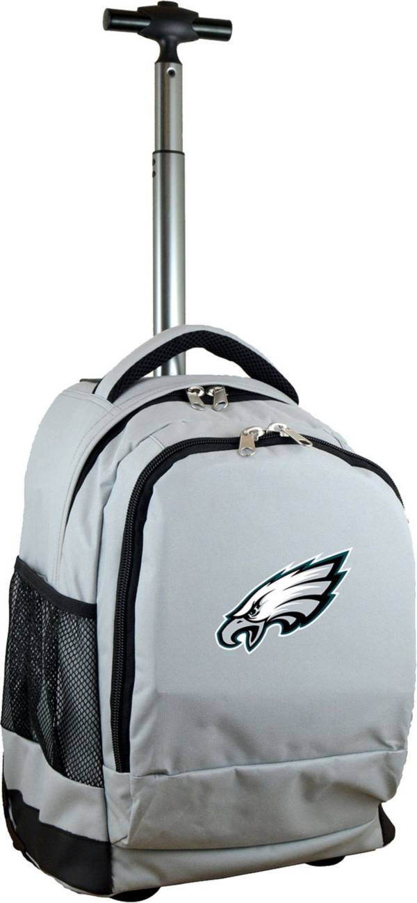 Mojo Philadelphia Eagles Wheeled Premium Grey Backpack product image
