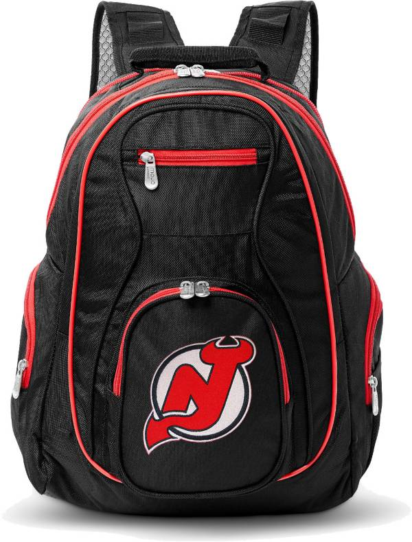 Mojo New Jersey Devils Colored Trim Laptop Backpack product image