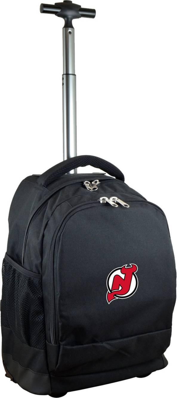 Mojo New Jersey Devils Wheeled Premium Black Backpack product image