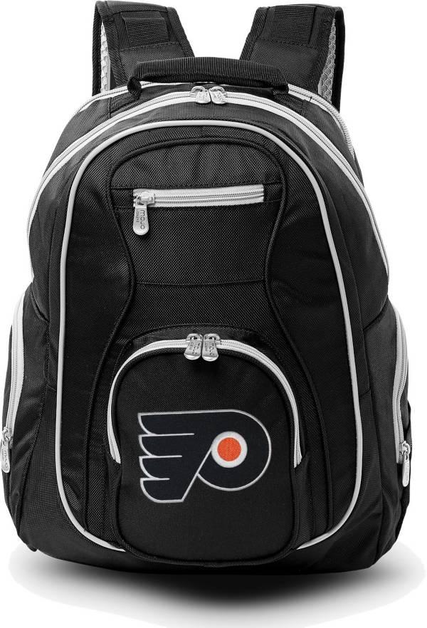 Mojo Philadelphia Flyers Colored Trim Laptop Backpack product image