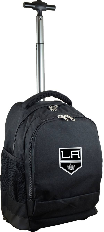 Mojo Los Angeles Kings Wheeled Premium Black Backpack product image