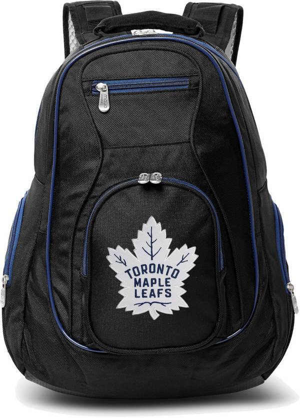 Mojo Toronto Maple Leafs Colored Trim Laptop Backpack product image