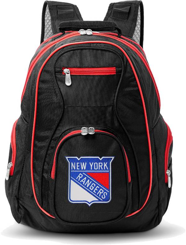 Mojo New York Rangers Colored Trim Laptop Backpack product image