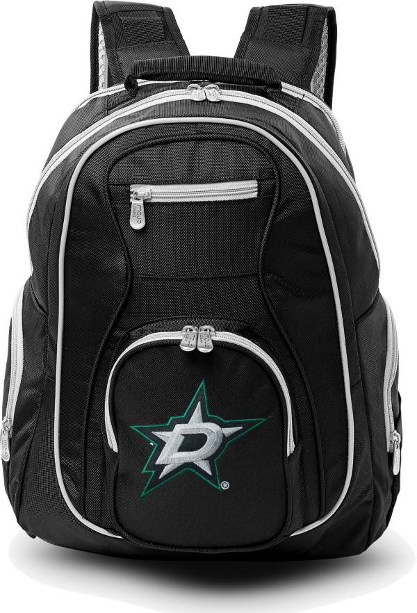 Mojo Dallas Stars Colored Trim Laptop Backpack product image