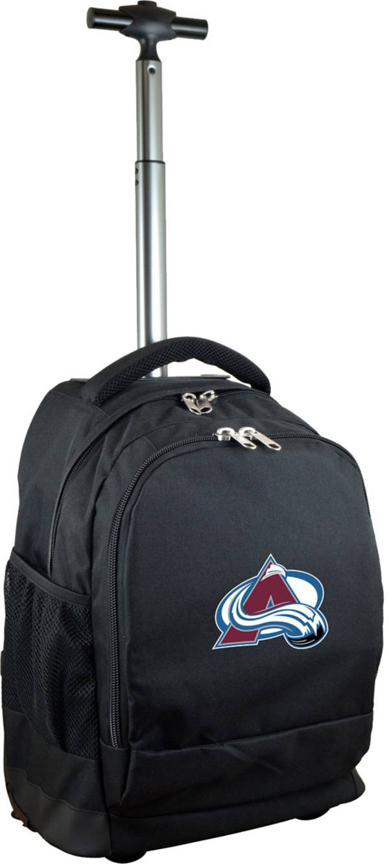 Mojo Colorado Avalanche Wheeled Premium Black Backpack product image