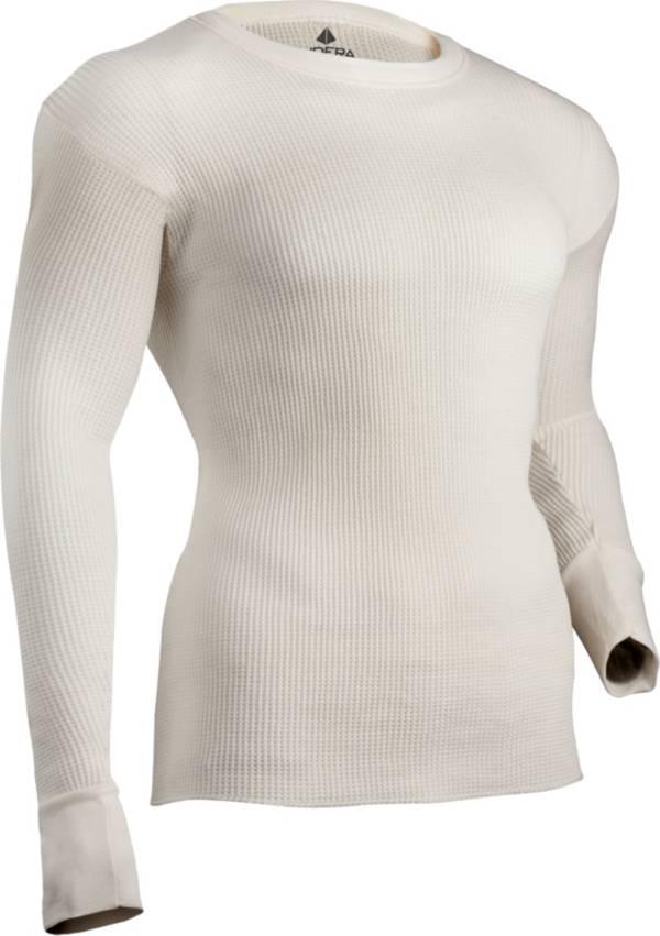Indera Men's Maximum Weight Thermal Long Sleeve Crewneck Top product image