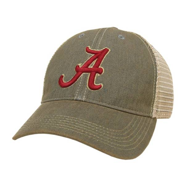 League-Legacy Men's Alabama Crimson Tide OFA Trucker Hat product image