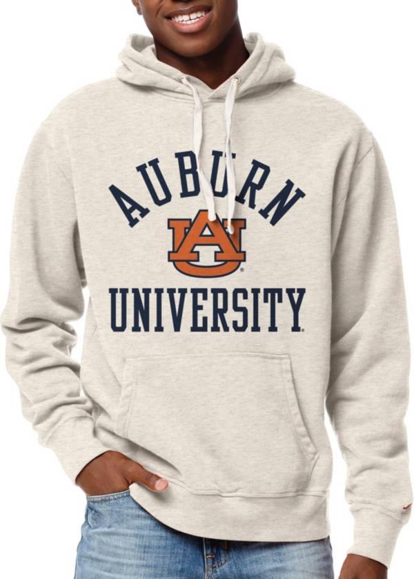 League-Legacy Men's Auburn Tigers Oatmeal Stadium Hoodie product image
