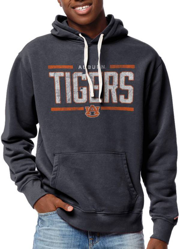 League-Legacy Men's Auburn Tigers Blue Stadium Hoodie product image