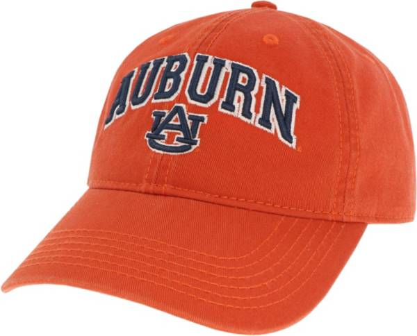 League-Legacy Men's Auburn Tigers Orange Relaxed Twill Adjustable Hat product image