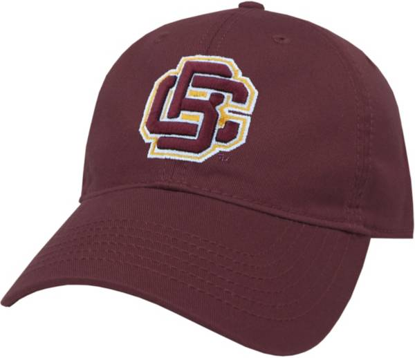 League-Legacy Men's Bethune-Cookman Wildcats Maroon Relaxed Twill Adjustable Hat product image