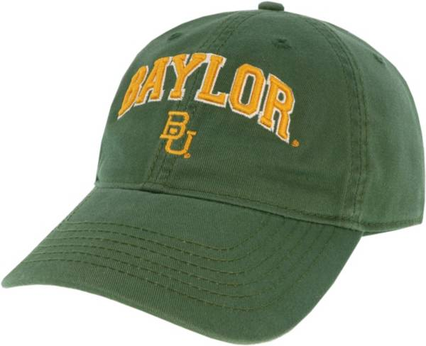 League-Legacy Men's Baylor Bears Green Relaxed Twill Adjustable Hat product image