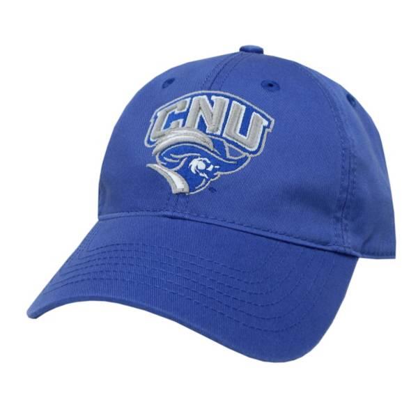 League-Legacy Men's Christopher Newport Captains EZA Adjustable Hat product image