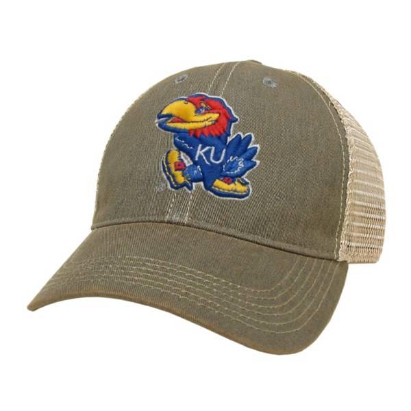 League-Legacy Men's Kansas Jayhawks OFA Trucker Hat product image