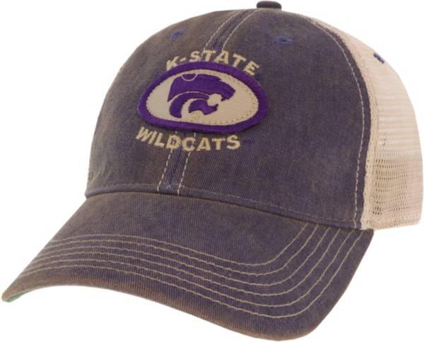 League-Legacy Men's Kansas State Wildcats Purple Old Favorite Adjustable Trucker Hat product image