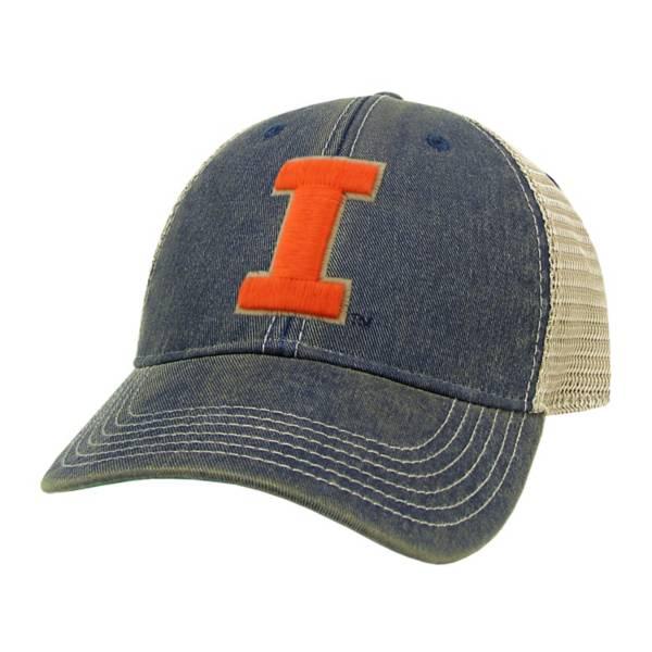League-Legacy Men's Illinois Fighting Illini OFA Trucker Hat product image