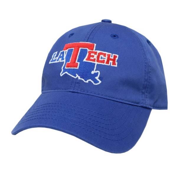 League-Legacy Men's Louisiana Tech Bulldogs EZA Adjustable Hat product image