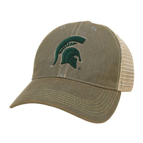 League-Legacy Men's Michigan State Spartans OFA Trucker Hat product image