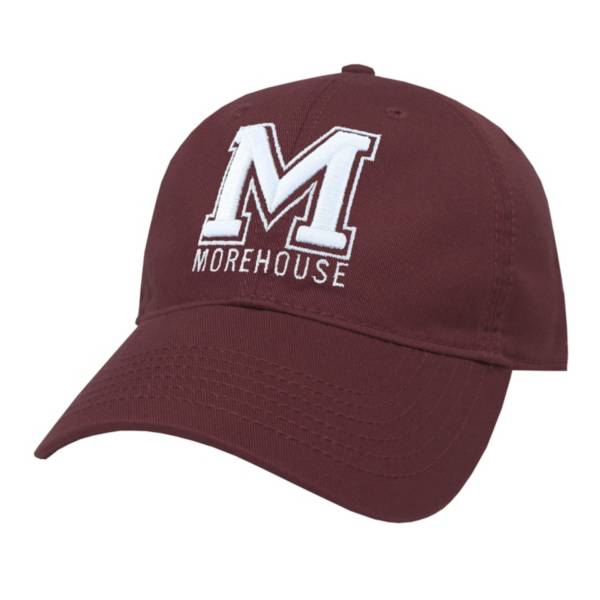 League-Legacy Men's Morehouse College Maroon Tigers EZA Adjustable Hat product image