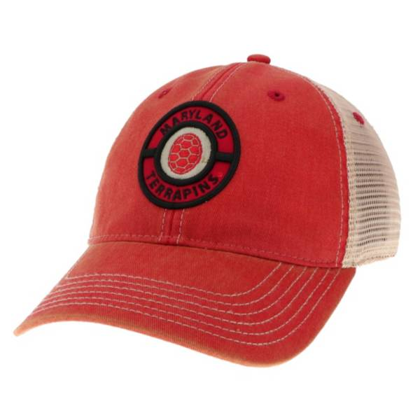 League Legacy Maryland Terrapins Red Hat product image