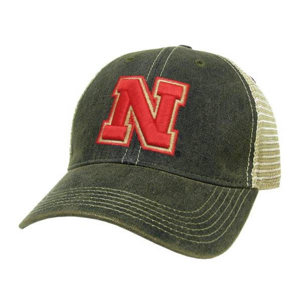 League-Legacy Men's Nebraska Cornhuskers OFA Trucker Hat product image