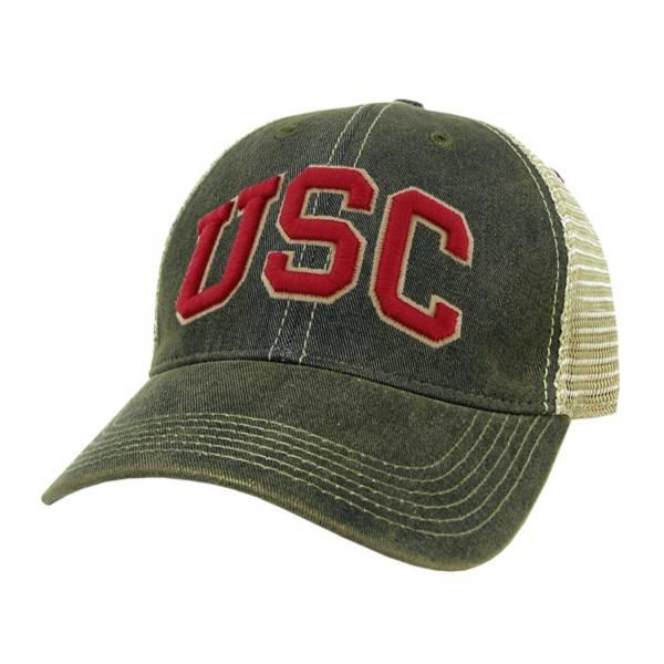 League-Legacy Men's USC Trojans OFA Trucker Hat product image