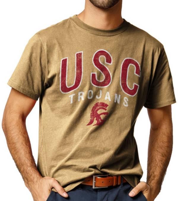 League-Legacy Men's USC Trojans Gold All American T-Shirt product image