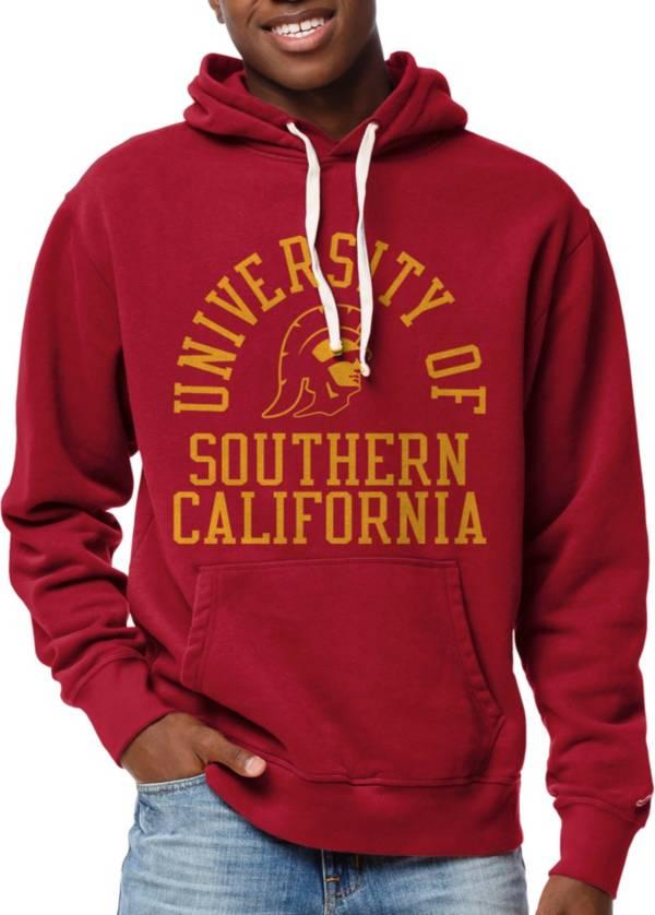 League-Legacy Men's USC Trojans Cardinal Stadium Hoodie product image