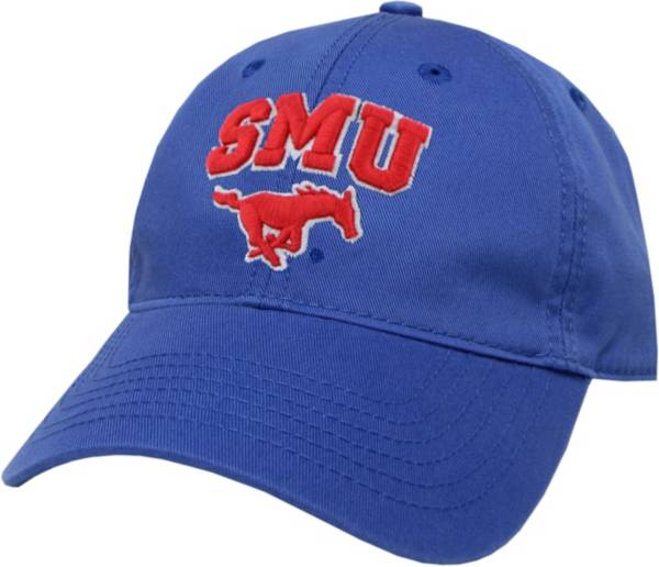 League-Legacy Men's Southern Methodist Mustangs EZA Adjustable Hat product image