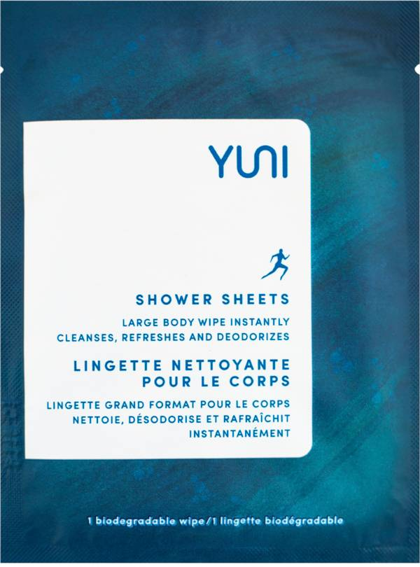 YUNI Beauty Shower Sheets – 12 Pack product image