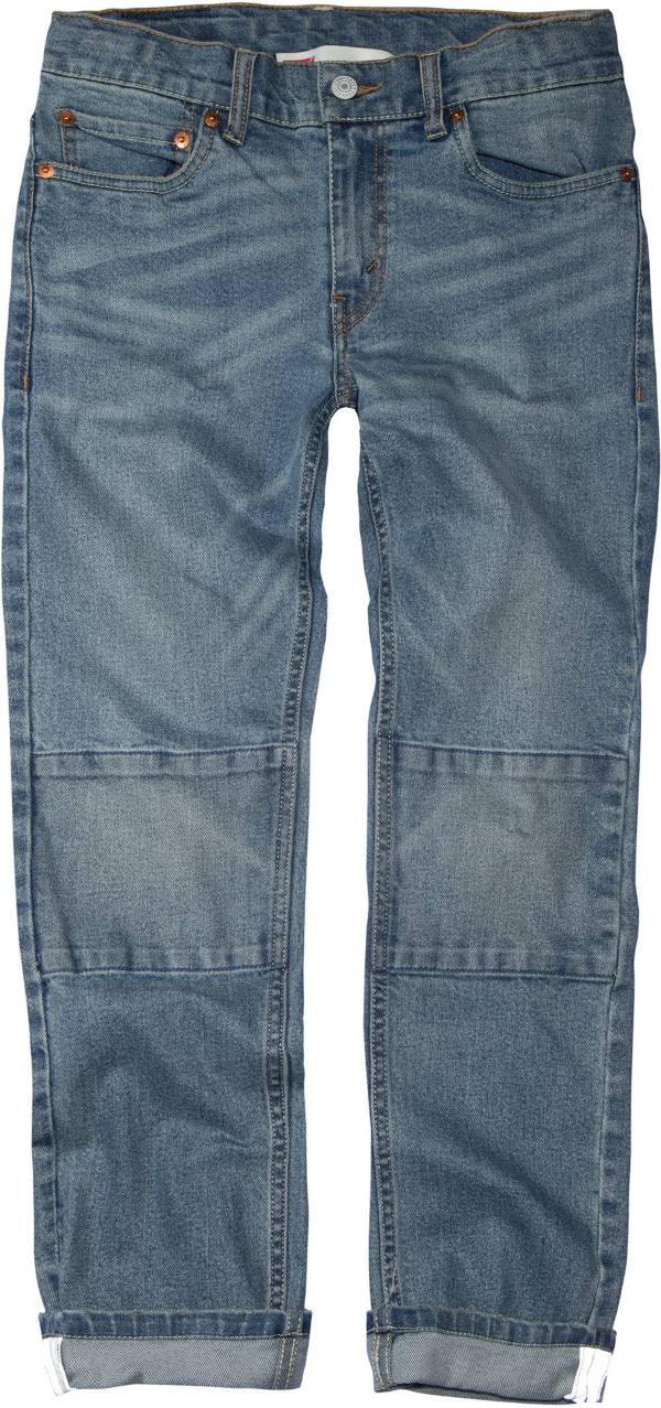 Levi's Boys' 511 Slim Fit Soft Brushed Play Jeans product image