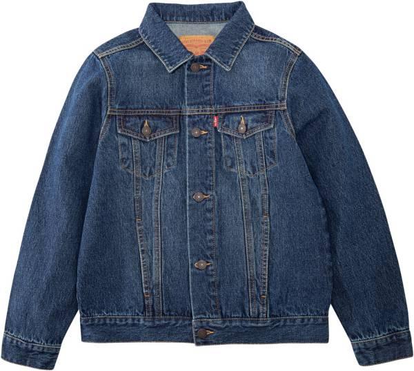 Levi's Boys' Denim Trucker Jacket product image