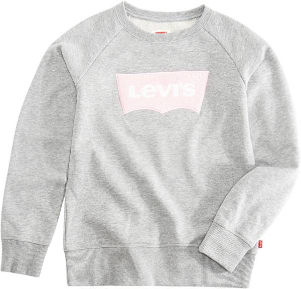 Levi's Girls' Chenille Batwing Sweatshirt product image