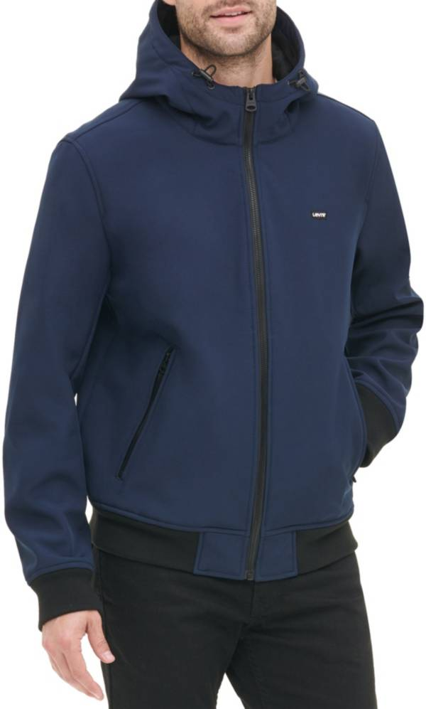 Levi's Men's Softshell Performance Full Zip Hoodie product image
