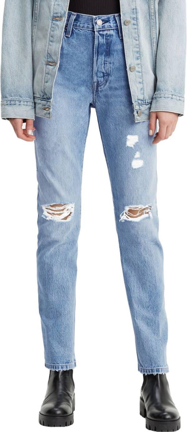 Levi's Women's 501 High Rise Straight Leg Jeans product image
