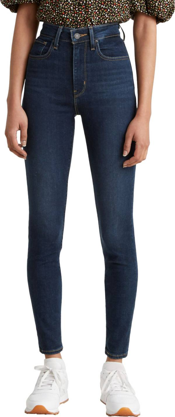 Levi's Women's Premium 721 High Rise Skinny Jeans product image