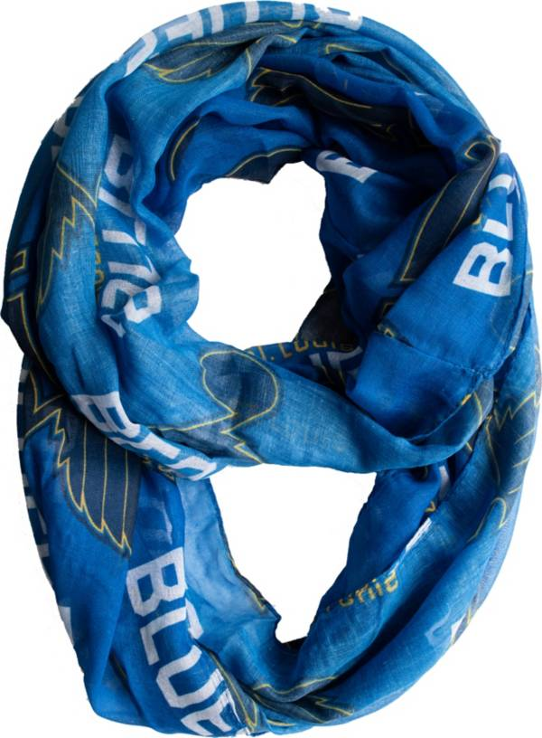 Little Earth St. Louis Blues Infinity Scarf product image