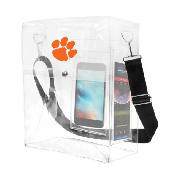 Little Earth Clemson Tigers Ticket Satchel product image