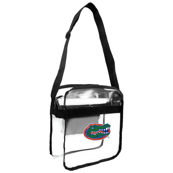 Little Earth Florida Gators Clear Carryall Crossbody product image