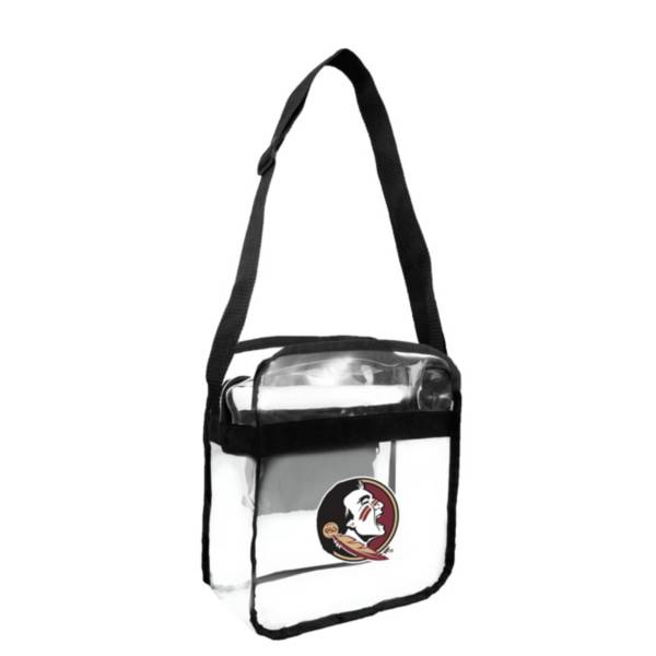 Little Earth Florida State Seminoles Clear Carryall Crossbody product image