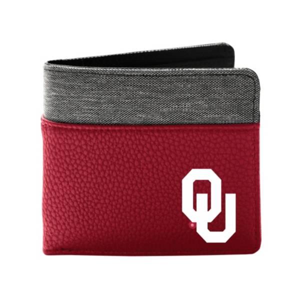 Little Earth Oklahoma Sooners Pebble Bi-fold Wallet product image