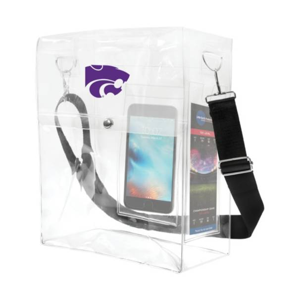 Little Earth Kansas State Wildcats Ticket Satchel product image