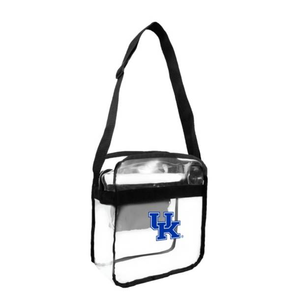 Little Earth Kentucky Wildcats Clear Carryall Crossbody product image